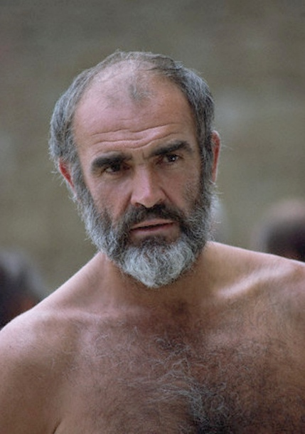 Sean Connery was still hot in the 70s. I also had a thing for Nick