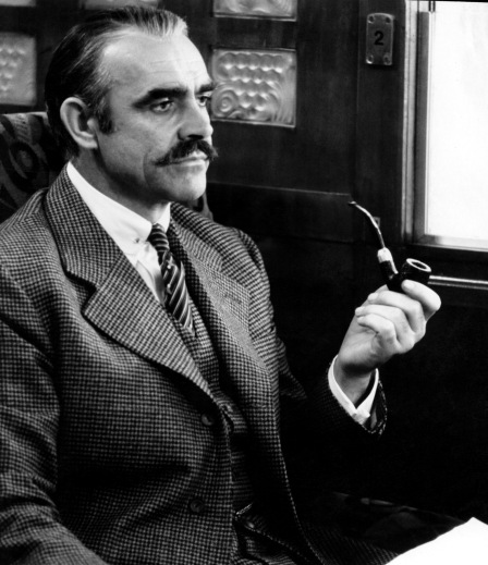 Sean Connery Murder on the Orient Express