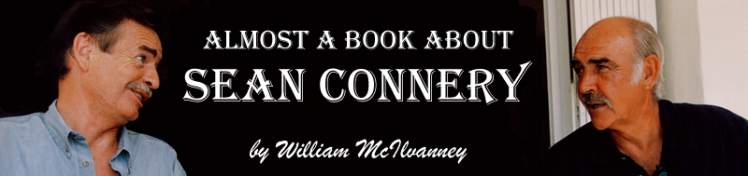 Sean Connery Willie McIlvannney banner1