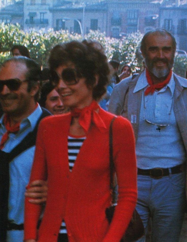 Sean looking quite the European in Pamplona (Spain), May 1975.